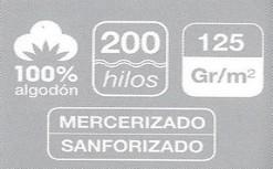 Fundas nórdicas de algodón 100%
